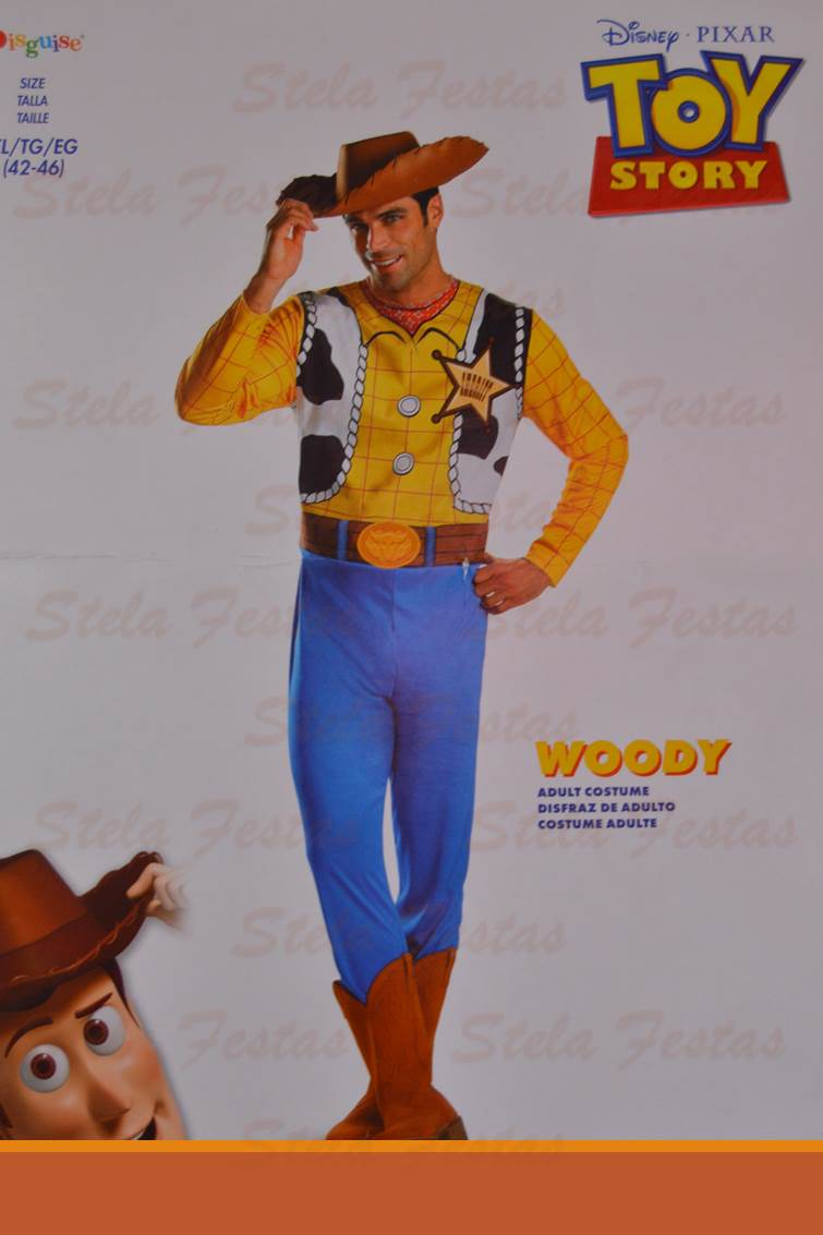 4509 WOODY - TOY STORY