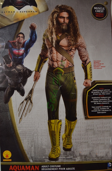 Ref.4554 - AQUAMAN - BATMAN v SUPERMAN - StelaFestas_0123