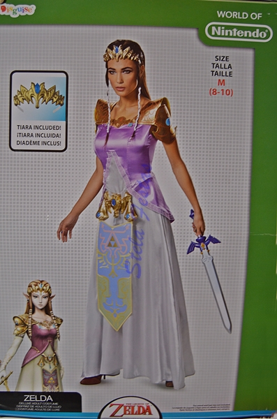 Ref.8767 - ZELDA - THE LEGEND OF ZELDA- NITENDO - StelaFestas - _0110