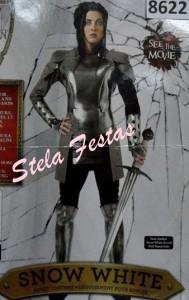 ALUGUEL DE FANTASIA ADULTO FEMININO-8622-SNOW WHITE-STELA FESTAS