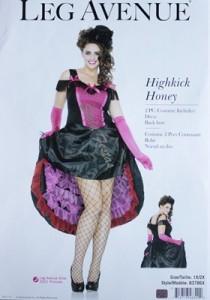 CAN CAN HIGHKICK HONEY 8699