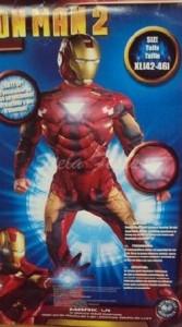 HOMEM DE FERRO (IRON MAN2) SUPER HEROI 4393