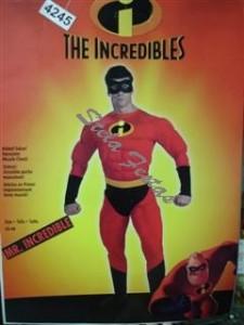 INCRIVEL SR. (THE INCREDIBLES) SUPER HEROI 4245