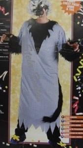 LOBO MAL BIG BAD WOLF 4294