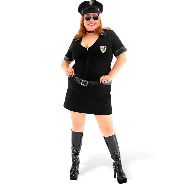 REF.8680 - POLICIAL - HEAT GIRL - GG - STELAFESTAS