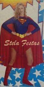 SUPER MULHER SUPER HEROINA 8253-8254