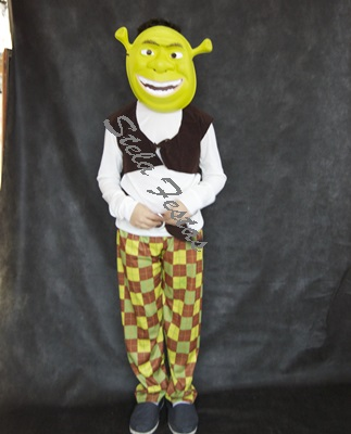 Shrek Infantil (6 a 8) 1228