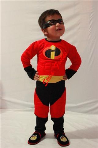 Sr. Incrivel The Incredibles Super Heroi (3 a 5) 1001