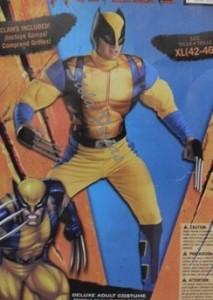 WOLVERINE SUPER HEROI 4409