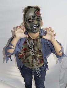 Zumbi Decomposed Zombie The Walking Dead 1231