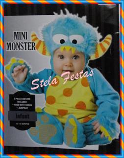 ref-1217-aluguel fantasia infantil masculino-monstros s.a-Stela Festas (WinCE)