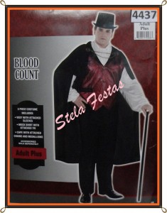 ref-4437-aluguel fantasia adulto masculino-vampiro-Stela festas