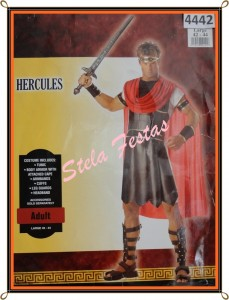 ref-4442-aluguel fantasia adulto masculino-hercules-Stela Festas.pg