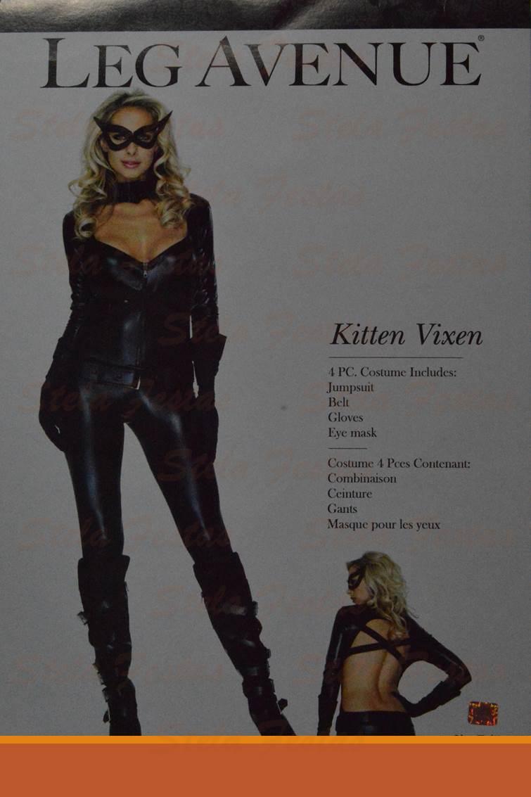 8741 KITTEN VIXEN - MULHER GATO